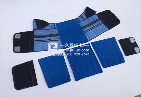 护腰带焊接样品