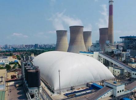 全封闭煤仓膜结构完美解决方案