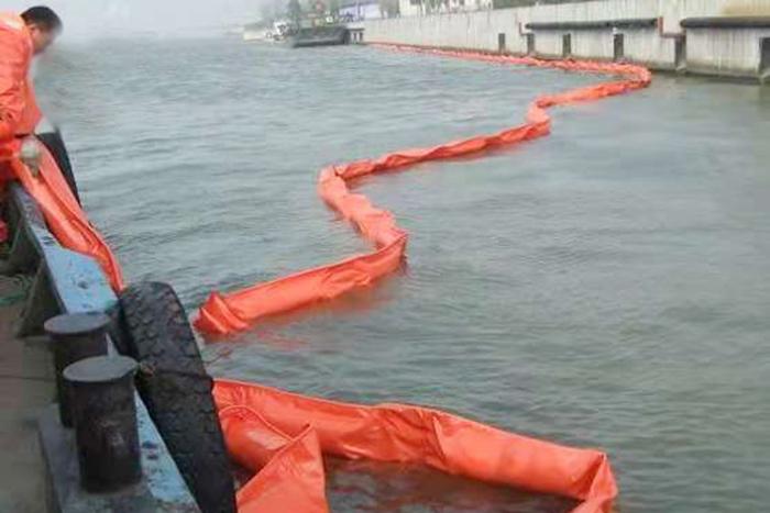充气式pvc围油栏焊接设备