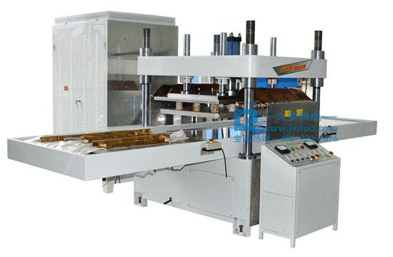 久罗高频四柱龙门塑胶焊接机(大功率)