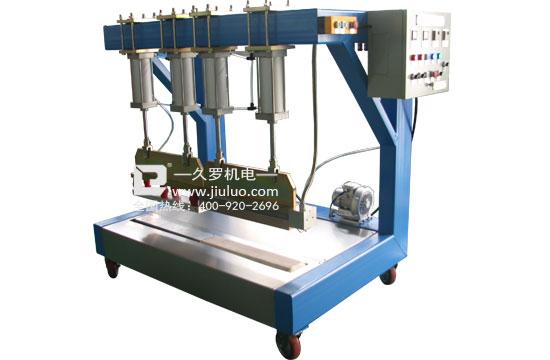 久罗PTFE|TEFLON 冷热刀焊接机