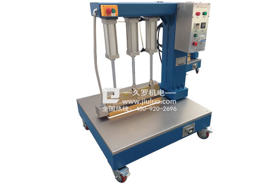久罗PTFE|TEFLON膜材焊接机JL-300/100H